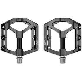 Cube RFR Flat SLT 2.0 Pedali, grey´n´black